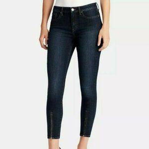 William Rast Perfect Ankle Skinny Jeans sz 26